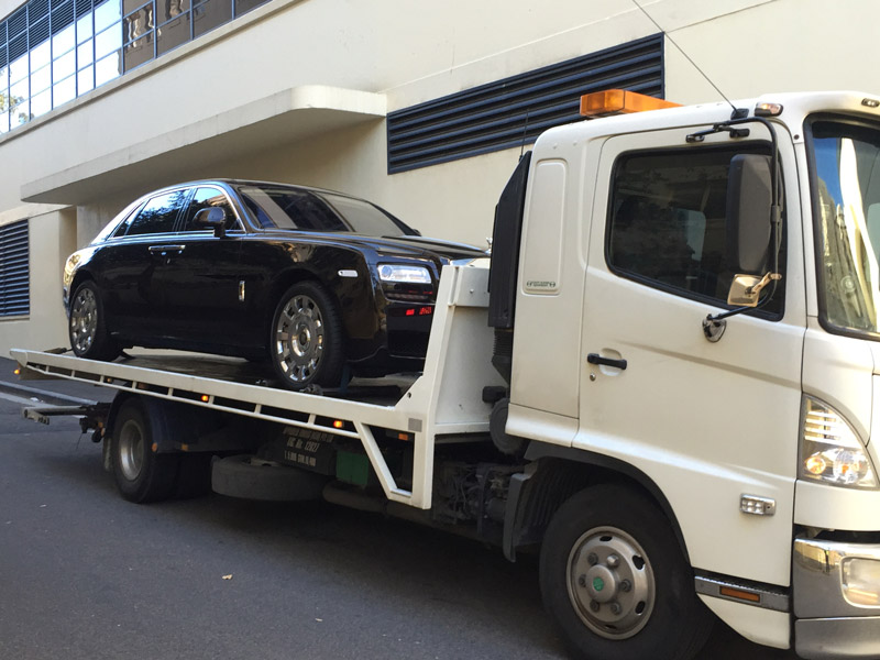 insurance company towing